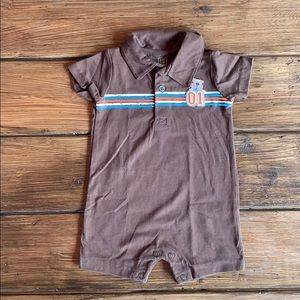 Just One Year Carters Romper
